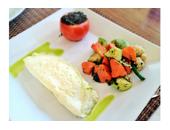 Hcg Diet Egg White Omelet recipe