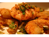 Dukan Diet Attack Phase Spicy Firecracker Prawns recipe