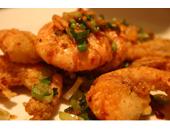 Dukan Diet Attack Phase Spicy Firecracker Prawns recipe