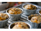 P90x Soy Sausage Muffins recipe