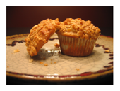 P90x Pear And Granola Muffins recipe