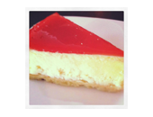 Dukan Diet Attack Phase Strawberry Cheesecake recipe