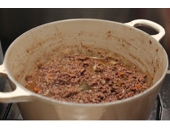Dukan Diet Attack Phase Minced Beef Recipe