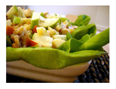 Hcg Diet Hcg Diet Phase 1 Apple Chicken Salad recipe