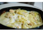 Dukan Diet Hot Italian Chicken Sausage Fettuccini recipe