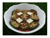Medifast Fried Zucchini recipe
