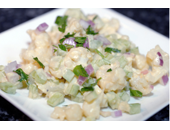 Medifast Cauliflower Potato Salad recipe
