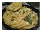 Nutrisystem Chicken Alfredo With Broccoli recipe