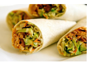 Nutrisystem Buffalo Chicken Wrap recipe