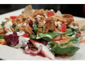 Nutrisystem Grilled Buffalo Chicken Salad recipe