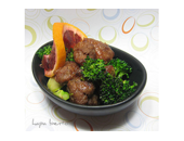 Weight Watchers Orange Beef And Broccoli recipe