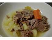 Weight Watchers Corn Beef And Cabbage recipe