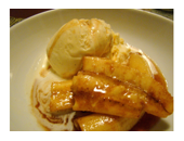 Weight Watchers Banana Foster recipe