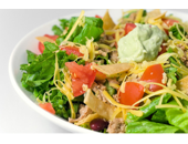 Medifast Turkey Taco Salad recipe