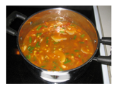 Weight Watchers Dump Soup recipe