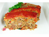 P90x Italian Meatloaf recipe