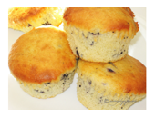 P90x Blueberry Muffin recipe