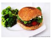 P90x Veggie Burger recipe