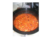 Weight Watchers Ground Chicken Chili recipe