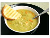 Nutrisystem Ham And Split Pea Soup recipe