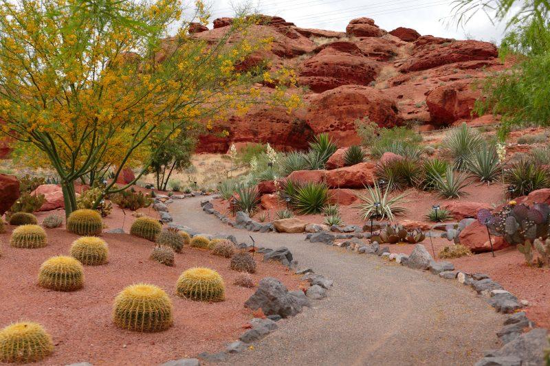 Water Conservation Gardens