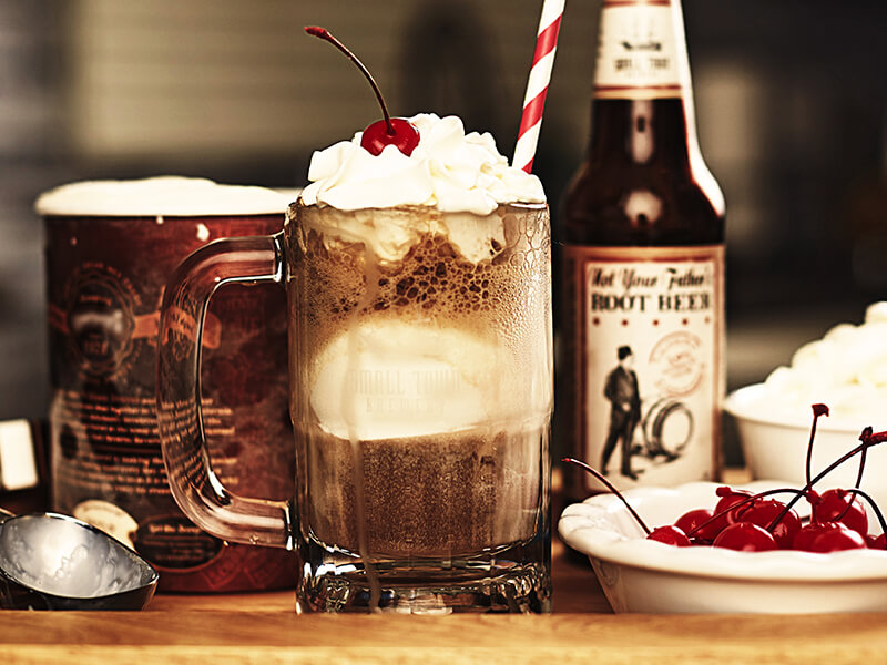 NYF Root Beer Float