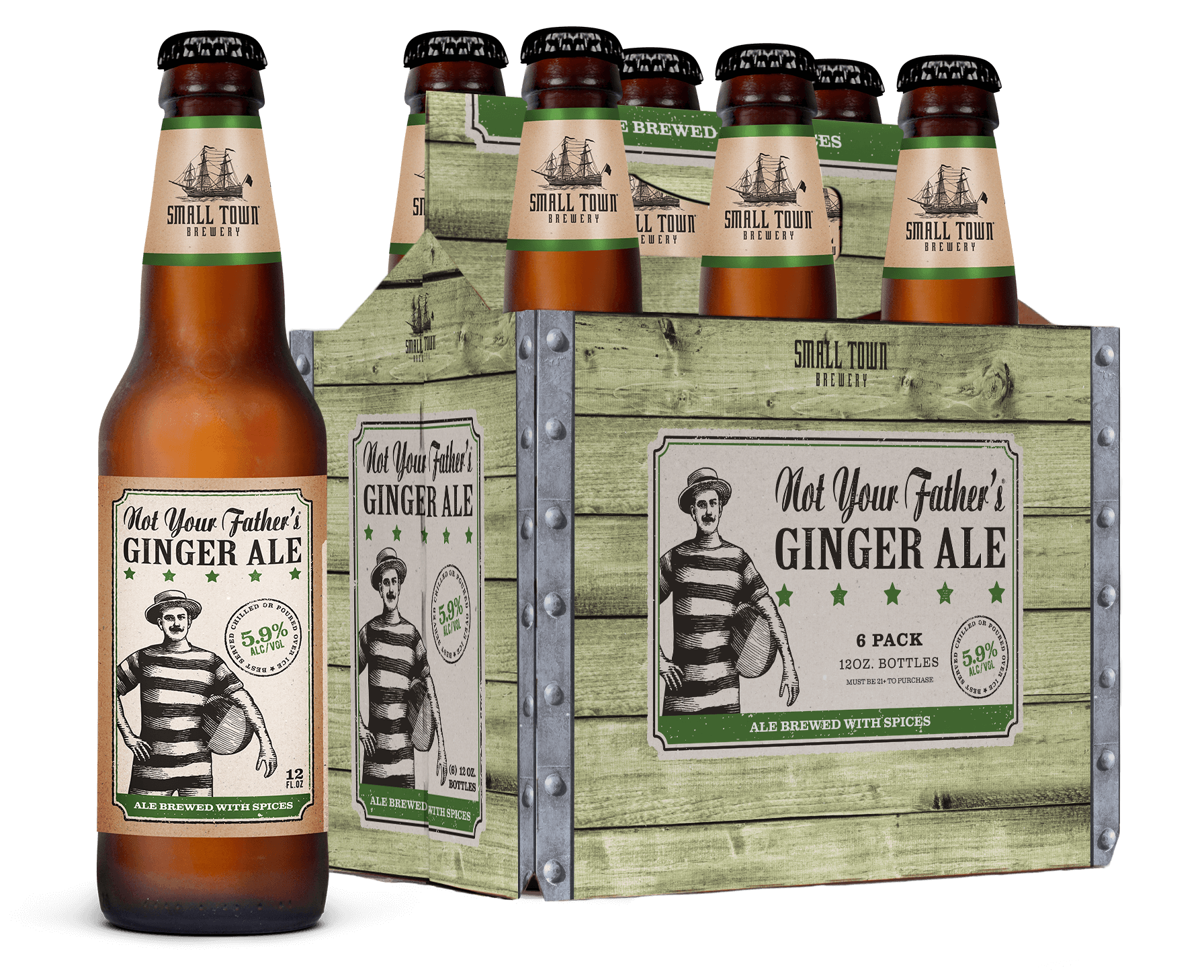 Where to buy not your father s root beer - Not Your Father S Ginger Ale