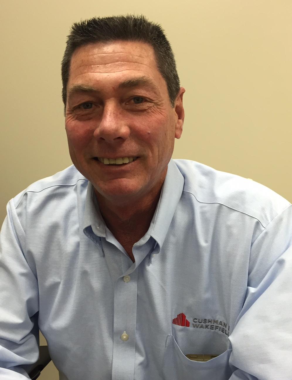 Spotlight on: Albert Whitecavage, Lead Operating Engineer, Cushman & Wakefield