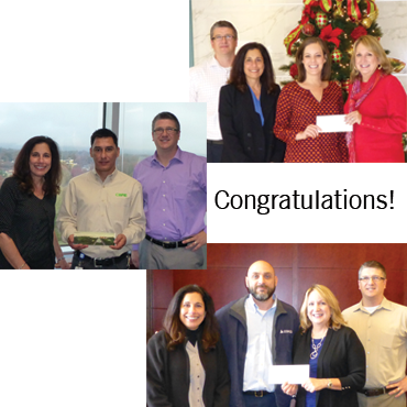 Occupancy Awareness Month Sweepstakes Winners