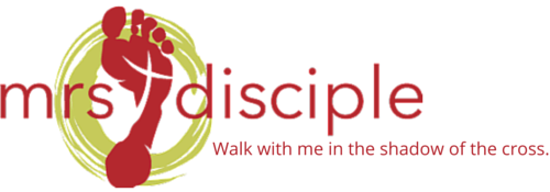 Mrs Disciple logo