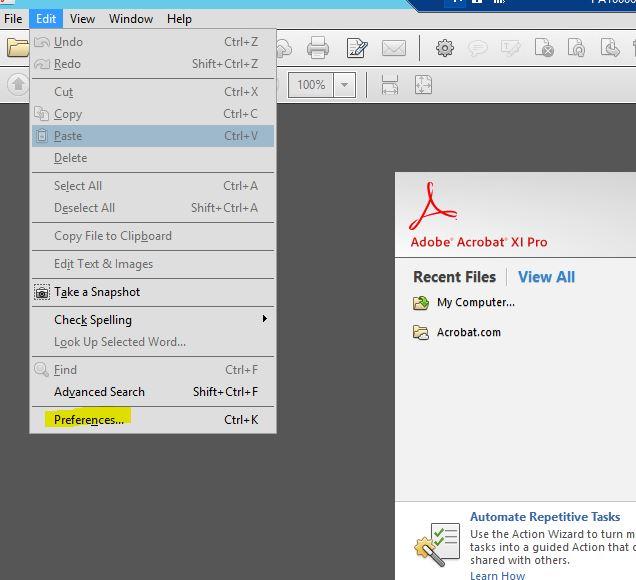 Adobe Acrobat 10 1 2 Pro Exe
