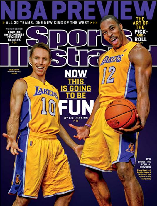 「Sports Illustrated lakers f4」的圖片搜尋結果