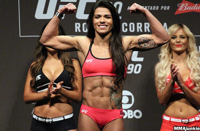 Ufc women pussy pictures