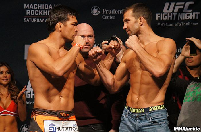 Video: UFC Fight Night - Lyoto Machida vs Luke Rockhold
