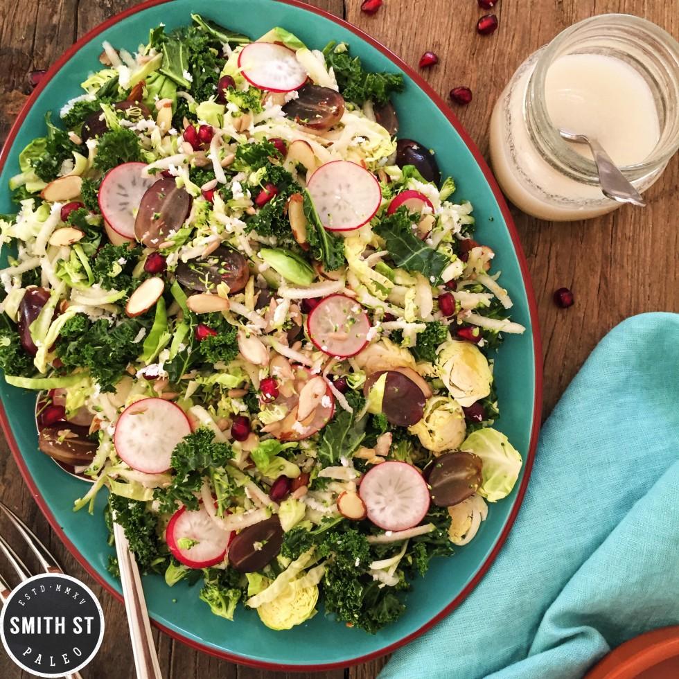 Super Salad Bowl
