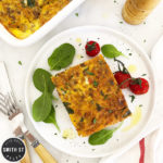 Beef & Sweet Potato Frittata