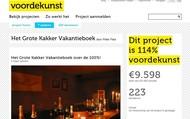 Crowdfunding Campagne Voordekunst.nl