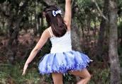 Prissy Little Girls Tutu Bowtique