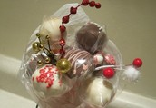 Cakeball Bouquet- $8