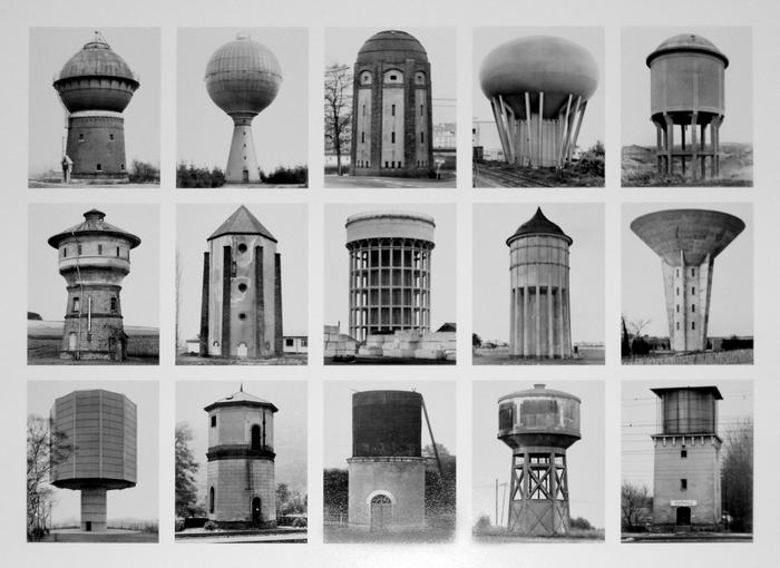 typologische fotografie