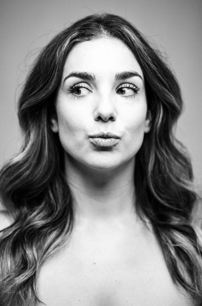 Sexy Fotoshoot met Ariane