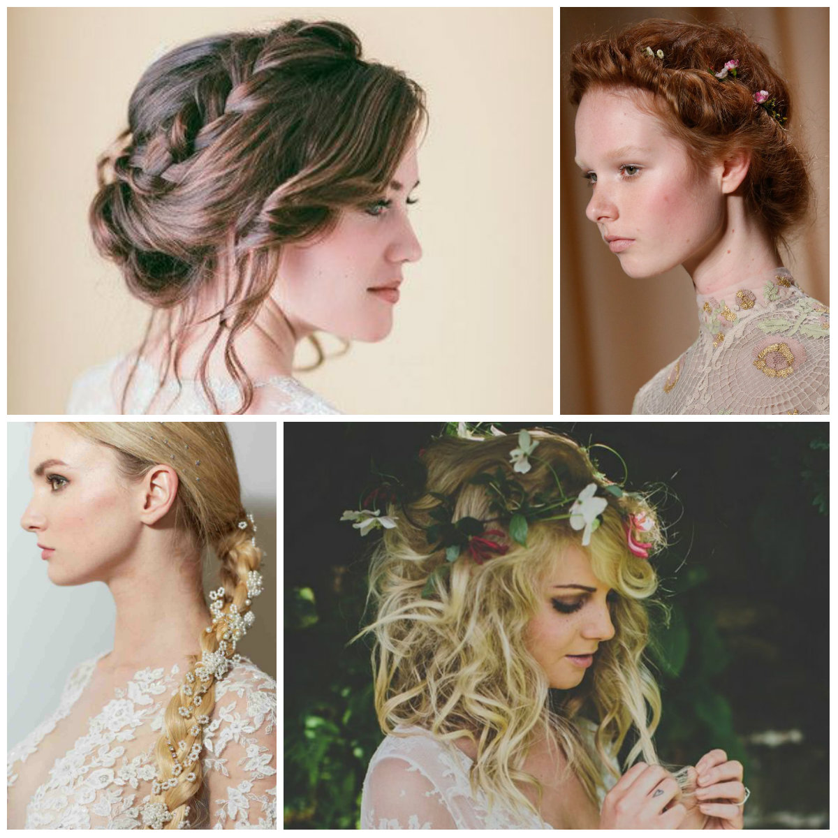 Spring Hairstyles Wedding Hairstyle Trends For 2016 What Do You Think #weddingideas