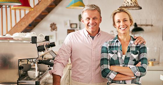 spouse partnership business structure