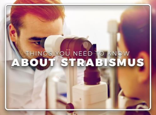 Things You Need to Know About Strabismus