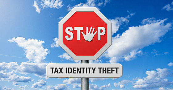 Don't be a victim of tax identify theft: File your 2017 return early!