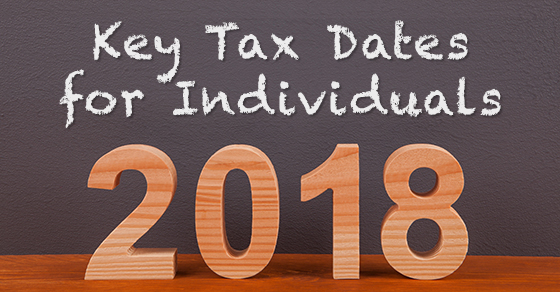 TCJA tax deadlines