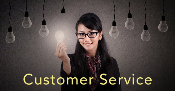 innovation through customer service