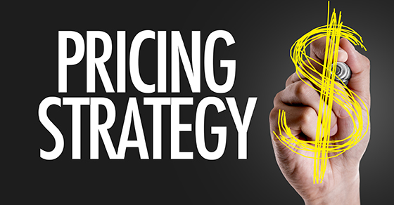 Put together a pricing strategy through market research