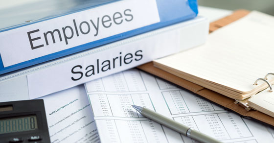 employee salaries for business owners