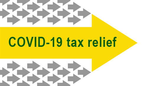 COVID-19 Bill for Tax Relief to Small Businesses